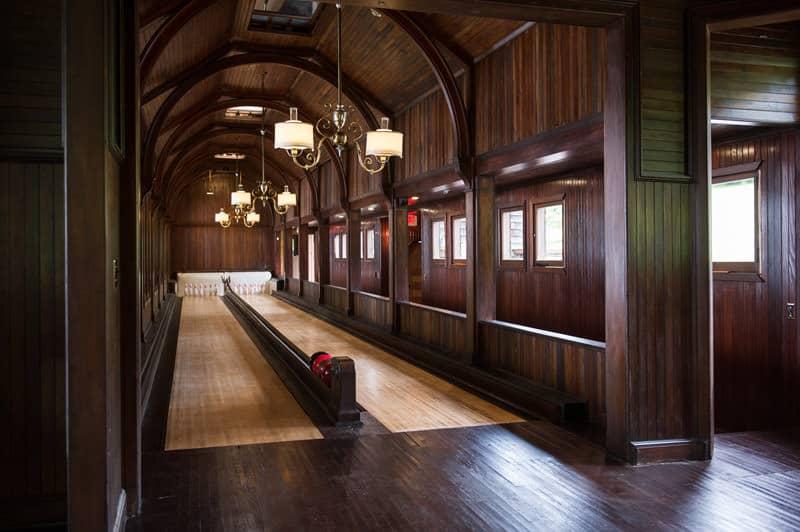 Lyndhurst Bowling Pavilion