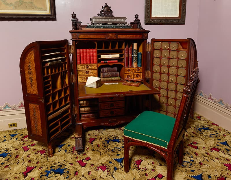 The Estate Office, Wooten Desk